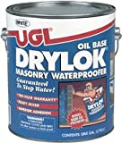UGL 5G Drylok Masonry Waterproofer Oil Base Ready Mixed White (Commercial Address Delivery Only)