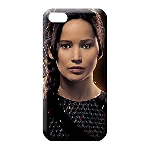 MMZ DIY PHONE CASEipod touch 5 Strong Protect Personal Durable phone Cases mobile phone carrying cases jennifer lawrence as katniss