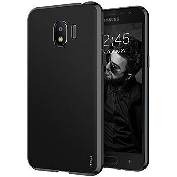 Amazon Com Galaxy J2 Pro 2018 Case Skmy Soft Tpu Case Crystal