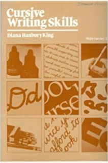 Writing skills diana hanbury king 9780838825655 amazon books cursive writing skills fandeluxe Gallery