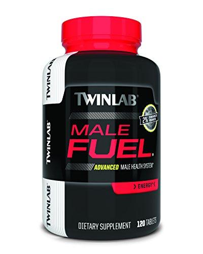 Mâle de Twinlab carburant, 120 comprimés
