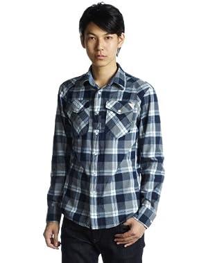 New G-star Arizona Elijah Dress Shirt (XXL, Platinum)