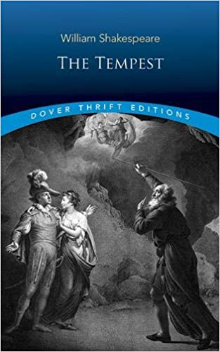 Amazon The Tempest Dover Thrift Editions 9780486406589