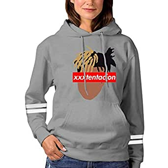 Amazon.com: Cool Xxxtentacion Womens Hoody Baseball
