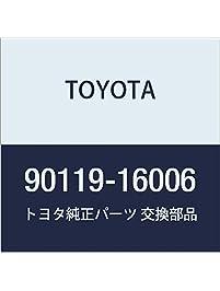 Toyota 90119-16006 Crankshaft Pulley Bolt