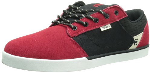 Etnies Homme Jefferson Skate Chaussure Rouge / Noir
