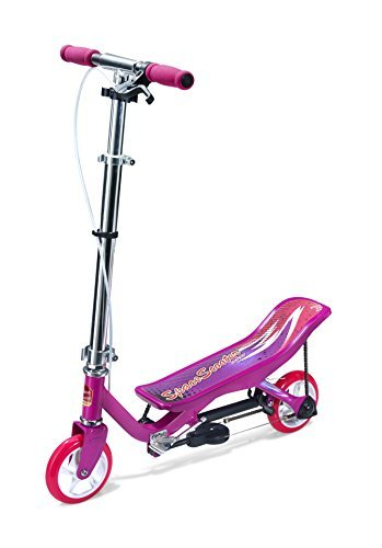 East Side Records 83003?-?Junior Space Scooter Outdoor & Sports (Pink) by East Side Records GmbH