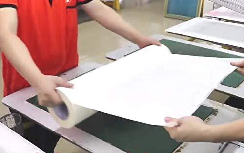 Screen Printing Pallet Platen Tape Silk Screen High Tack Application Tape12x50yds Roll