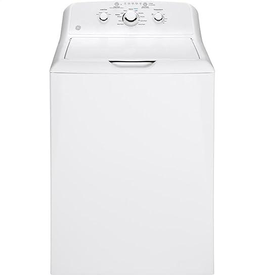 Amazon.com: GE 3,8 Doe CU FT Color Blanco Carga Superior ...