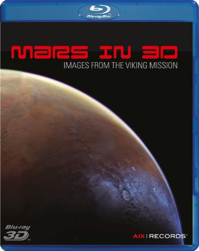 Mars in 3D: Images from The Viking Mission [Blu Ray 3D] [Blu-ray]