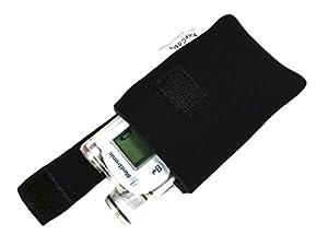 Medtronic Animas t:slim Black 4mm Insulated Neoprene Diabetic Insulin Pump Case