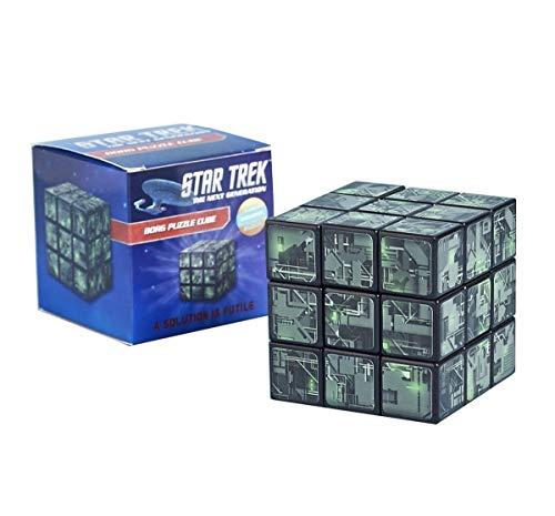 Star Trek: The Next Generation Borg Puzzle Cube - Sci Fi Nerd Block December - Cube Borg