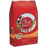 Purina ONE SmartBlend Chicken & Rice Formula Adult Premium Dog Food 31.1 lb. Bag - Pack of 3