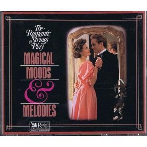 The Romantic Strings Play Magical Moods and Melodies