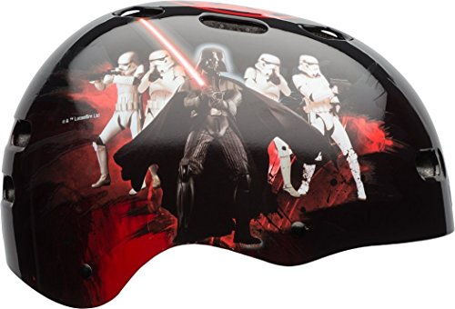 Bell Youth Star Wars Darth Vader Multisport Helmet