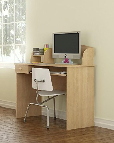 Solid Maple Futon (Alegria 5642 Student Desk from Nexera, Natural Maple)