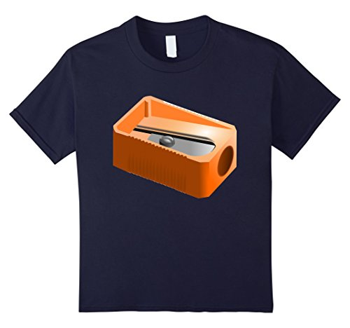 Kids Pencil Sharpener Funny Office School Supplies Costume Shirt 12 (Group Of 12 Costume Ideas)