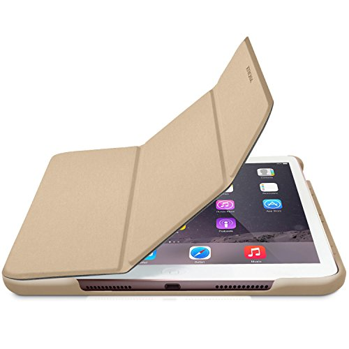 - Macally BSTANDPROS-GO Protective case and Stand for 9.7-Inch iPad Pro/Air 2 - Gold