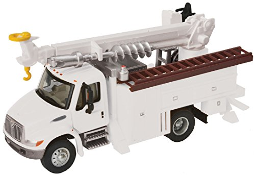 Walthers MOW White Utility Truck Drill for sale  Delivered anywhere in USA