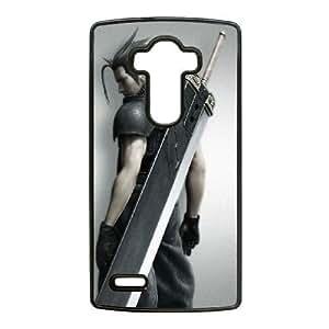 LG G4 Cell Phone Case Black Final Fantasy SF8590510