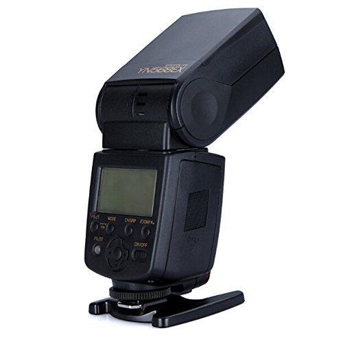 YONGNUO YN-568EX TTL Flash Speedlite HSS For Nikon D7100 D5300 D5200 D3300 D3000 D800 D700 D600 by Yongnuo
