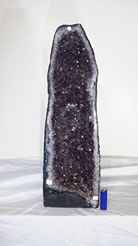"Amethyst Crystal ""Cathedral"" Geode - Grade AAA - WYSIWYG by StarStuff.Rocks"