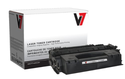 V7 V749X Remanufactured High Yield Toner Cartridge for HP Q5949X (HP 49X) - 6000 Page Yield
