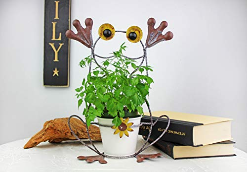 NW Wholesaler - Metal Animal Shaped Plant Stand for 4