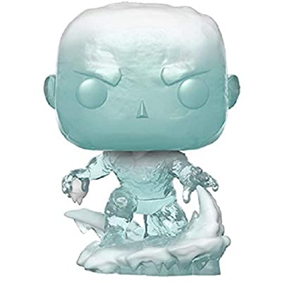 Funko Pop! Marvel: First Appearance - Iceman: Toys & Games