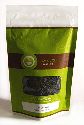 Mahamosa China Green Tea Loose Leaf (Looseleaf)- Lu An Gua Pian (