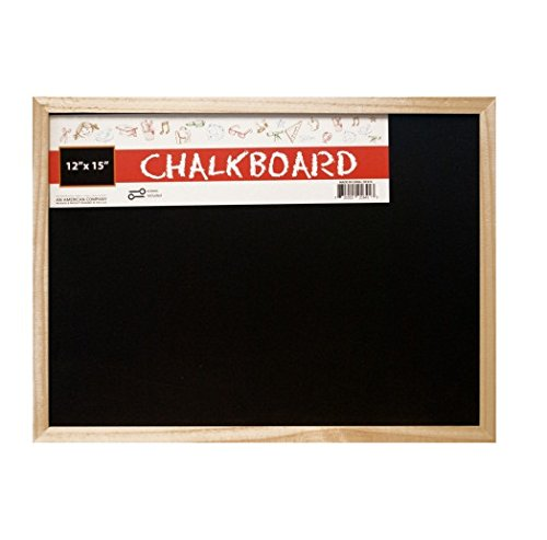 Bulk Buys Wall Mountable Chalkboard -36-Pack by Bulk Buys