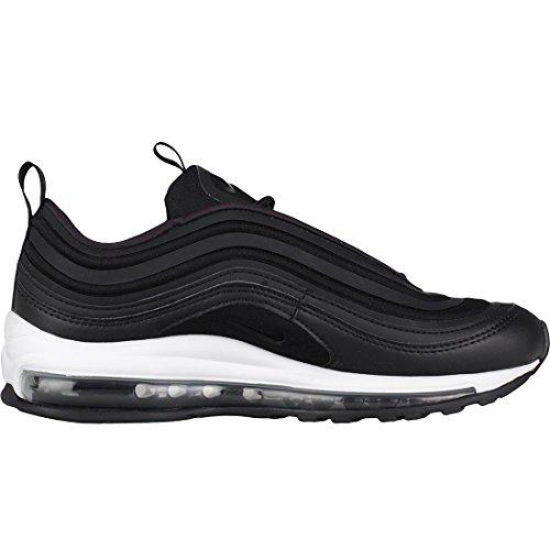 '17 de Max Black Gymnastique Nike Chaussures 97 Air Femme Noir Nero W 008 Black white UL E1q0Xw