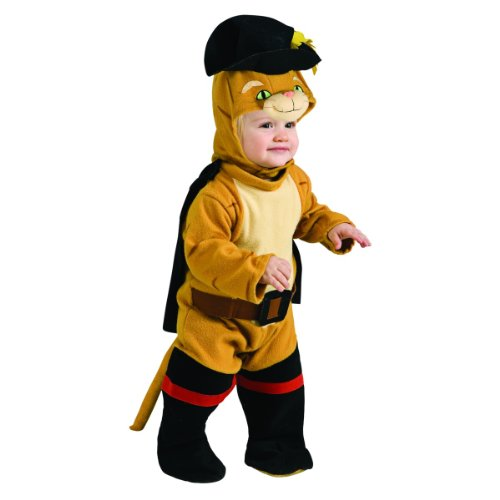 Puss In Boots Costume For Toddlers (Puss In Boots Costume - Newborn)