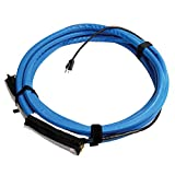 Valterra W01-5350 Heated Fresh Water Hose - 50', Blue