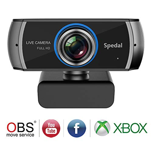 Full HD Webcam 1080P/1536P, Widescreen Video Calling and Recording, Digital Web Camera with Microphone, Stream Cam for PC, Laptops and Desktop - Backgrounds Hd Video