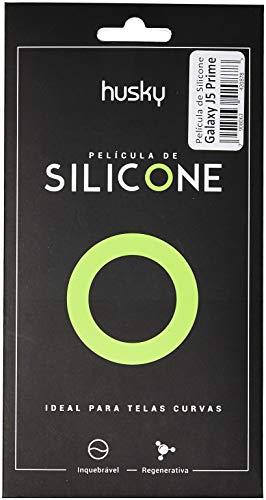 Husky Película de Silicone para Galaxy J5 Prime, Transparente