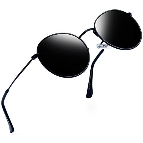 Joopin Vintage Round Sunglasses...