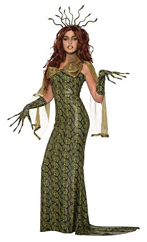 Medusa Costume Uk (Forum Novelties 78974 Deluxe Medusa Costume, Uk Size 10 - 14)
