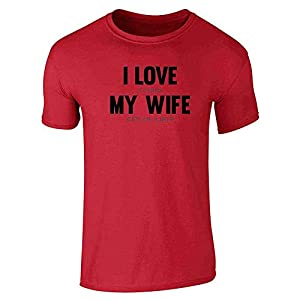 I Love It When My Wife Gets Me A Beer Funny Short Sleeve T-Shirt