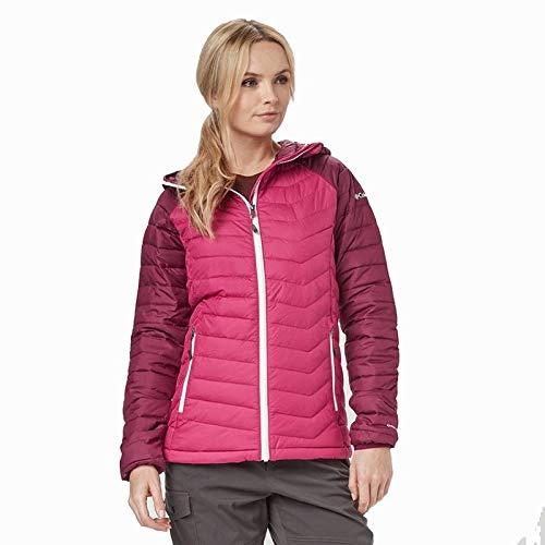 Columbia Alpine Action Omni Heat Jacket - Womens - Cactus Pink - Large