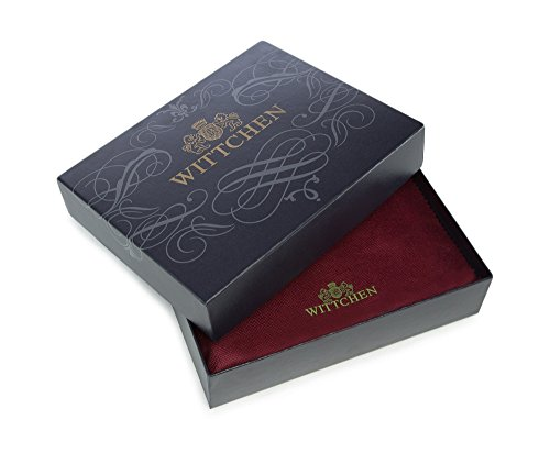 WITTCHEN caso, Nero, Dimensione: 22x13 cm - Materiale: Pelle di grano - 21-2-004-1