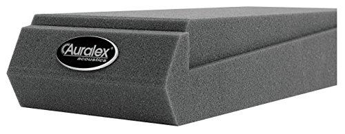 Auralex Acoustics Studio Monitor Pads de aislamiento, 1 par (MOPAD)