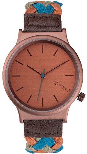 [Small] KOMONO watch 3 needle WIZARD WOVEN KOM-W1853 [parallel import goods] by KOMONO (small)