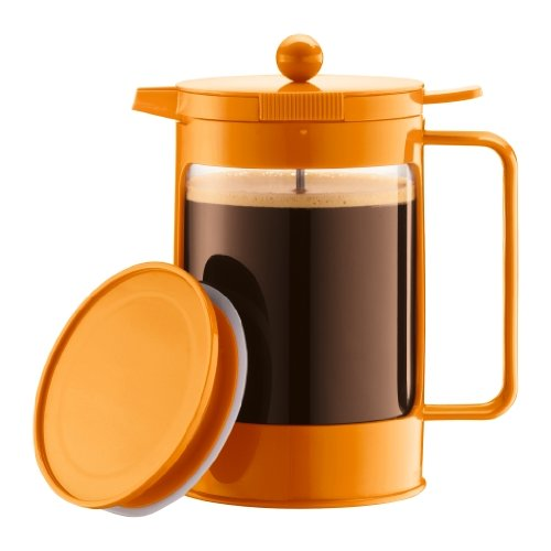 Bodum K11081 - 106 Bean Set - Cafetera de pistón (1,5 L ...