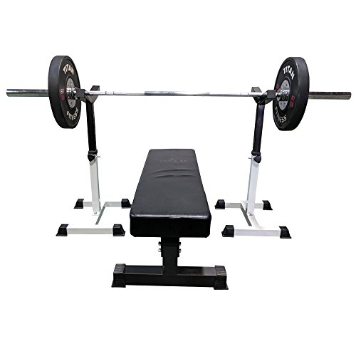 Titan Bench Press Spotter Stands by TITAN FITNESS (Image #5)