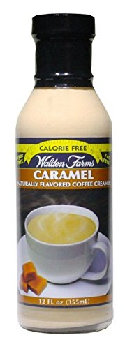 WALDEN FARMS, COFFEE CREAMER, CARAMEL- Pack of 6