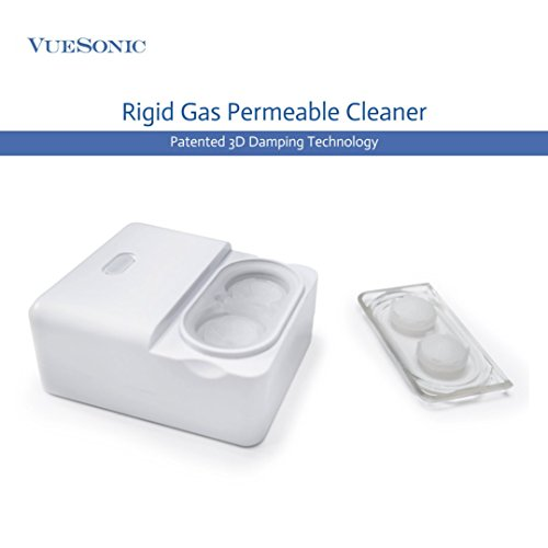 VueSonic Advance 2 Rigid Gas Permeable Contact Lens Cleaning System