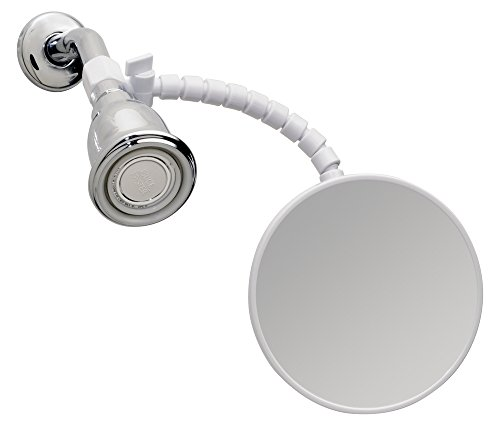 mDesign Suction Fog Free Bathroom Flexible product image