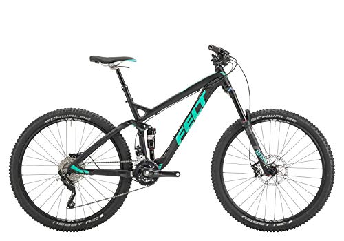 FELT Decree 30 Trail 27.5 Full Suspension MTB Mountain Bike / 18