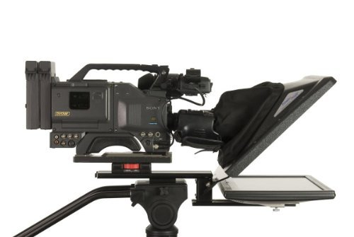 Prompter People FLEX-D-15 Teleprompter (Black) by Prompter People